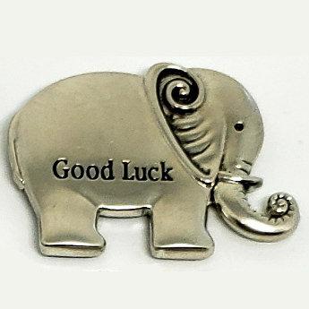 Good Luck Elephant Charm