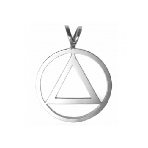 Sterling Silver Symbol Pendant (Style #06-1)
