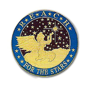 Reach For The Stars Medallion