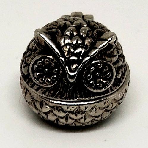Lucky Little Owl Wish Box Charm