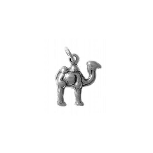 Adorable 3d Camel Sterling Silve Pendant (Style #73)