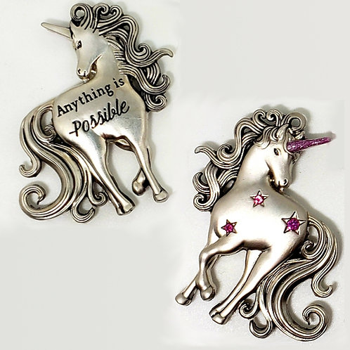Magical Unicorn Charm