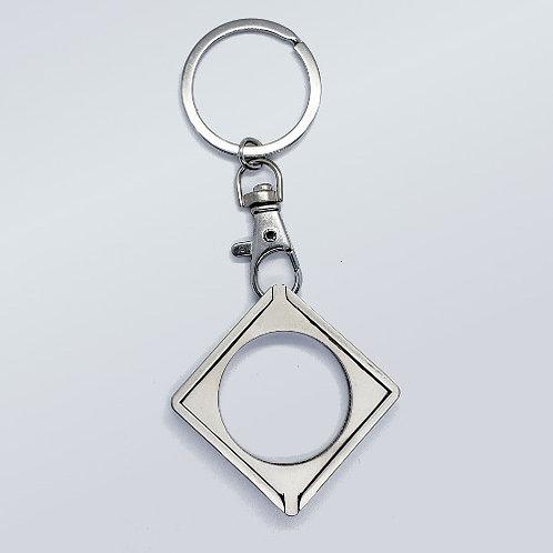Sobriety Coin Holder Key Chain