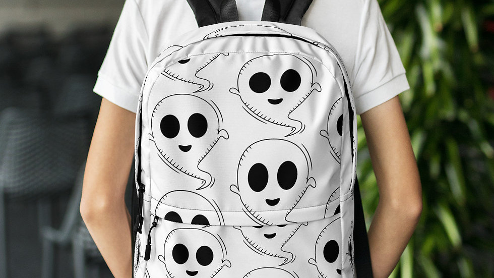 """Holy Ghost"" Backpack"