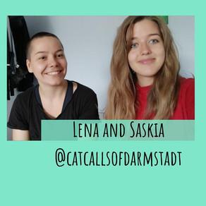Meet Lena and Saskia