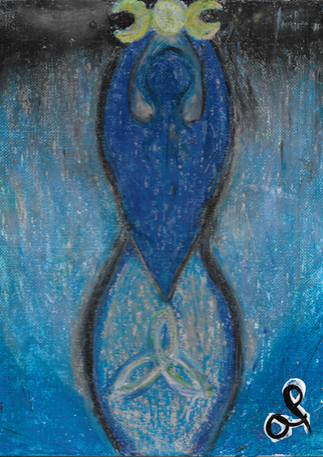Blue Goddess