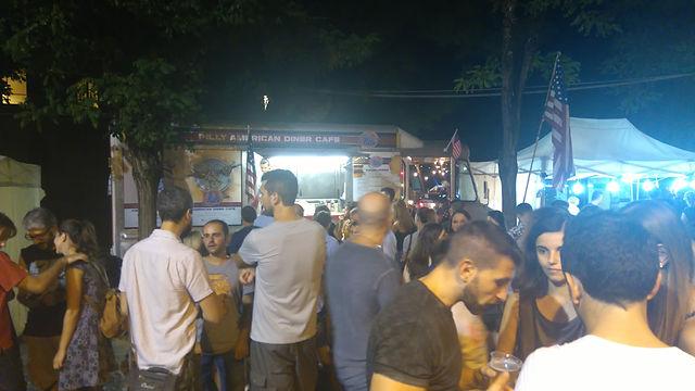 Il nostro PATRIOT WAGON allo Street Food Festival di Formigine
