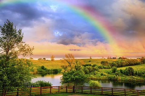 Remember the Rainbow (A Poem)