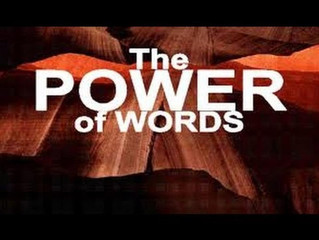 Your word is law (Part II)