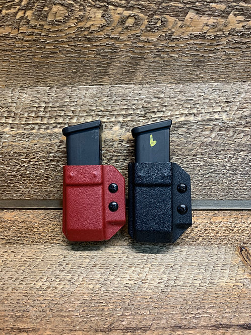 9mm/40 Cal Double Stack Mag Carrier Basic