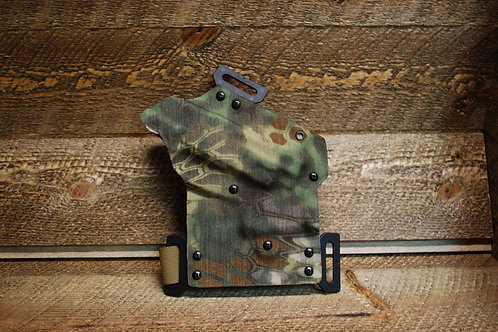 (BD) Bear Defense Fabric Wrap with Mag Carrier