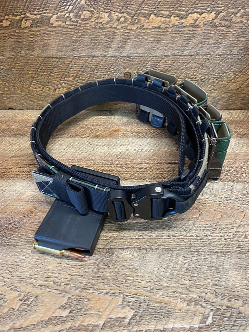 Rigors Belt with D-Ring and Mag Carriers