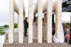 Royalton Riviera Cancun Sky Deck Ceremony Location