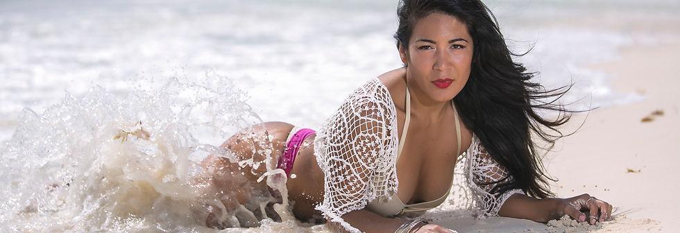 Cancun best Boudoir photographer