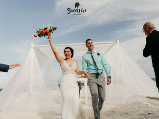 Sandos Playacar Wedding Photography 27.j
