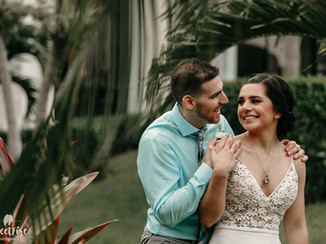 Sandos Playacar Wedding Photographer