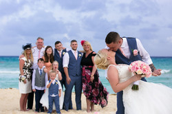 Riu Yucatan Wedding Photographer