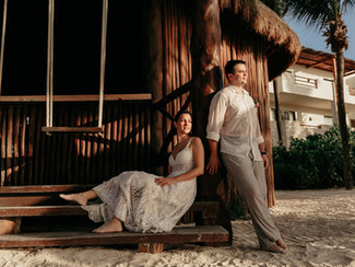 secrets akumal wedding photographer