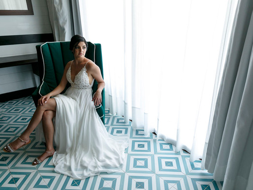 Choosing the right dress for your Destination Wedding