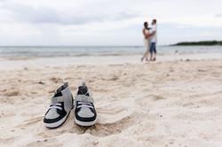 Maternity Photography in Playa del Carmen