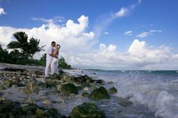 Beach Elopement Photography