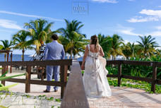 First Look on the boardwalk at the Royalton Riviera Cancun