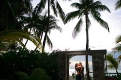 Sunset portraits at Isla Mujeres