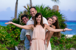 Best Playa del Carmen Family Photographer