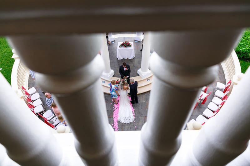 Barcelo Maya Palace Wedding Gazebo