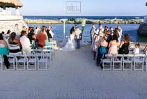 Hard Rock Riviera Maya Beach Ceremony