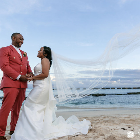 Generations Riviera Cancun Wedding. Jamie & Gerard