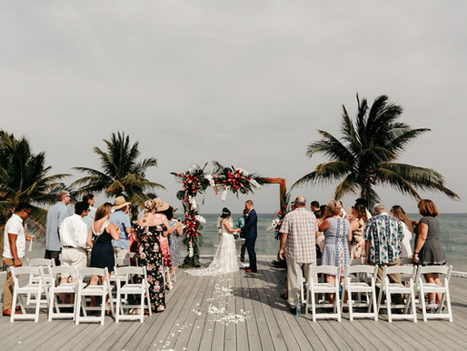 Legal vs Symbolic Marriage in the Riviera Maya