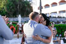 Ceremony at the Hard Rock Riviera Maya