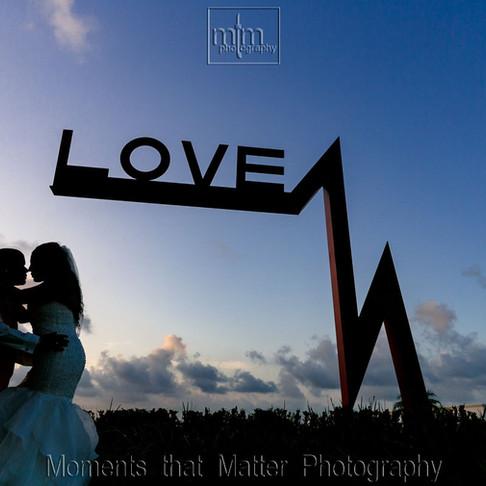 Finest Playa Mujeres  Wedding. Josmary & Richard