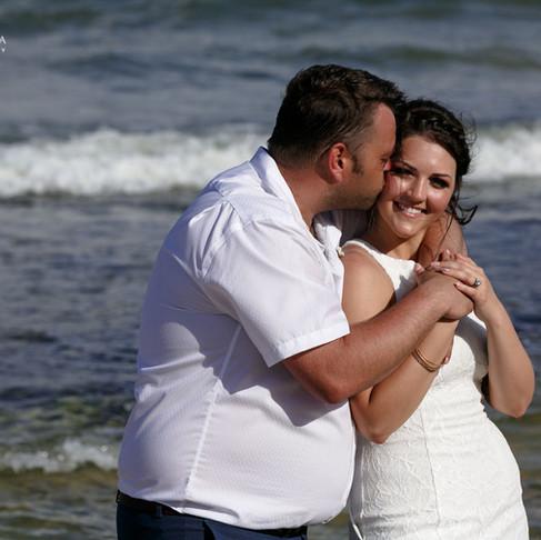 Ocean Riviera Paradise Wedding.    Julie & Dustin