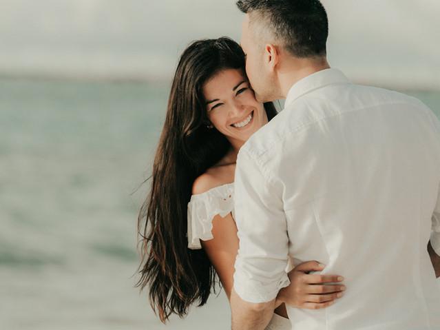 Playa del Carmen Engagement Photography_