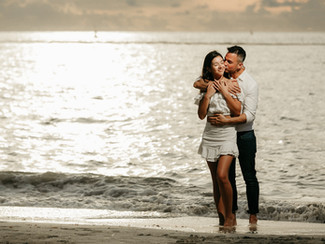 Playa del Carmen Engagement Photography_