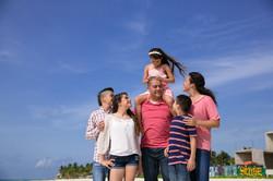 Mayan Riviera Family Session
