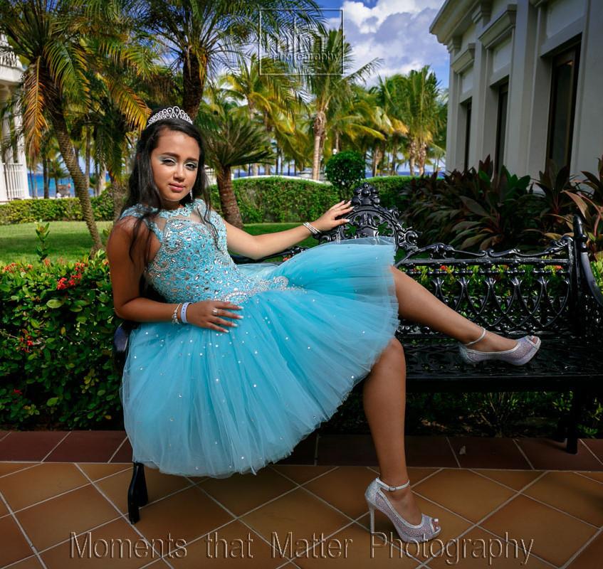 Amazing Quinceanera dress