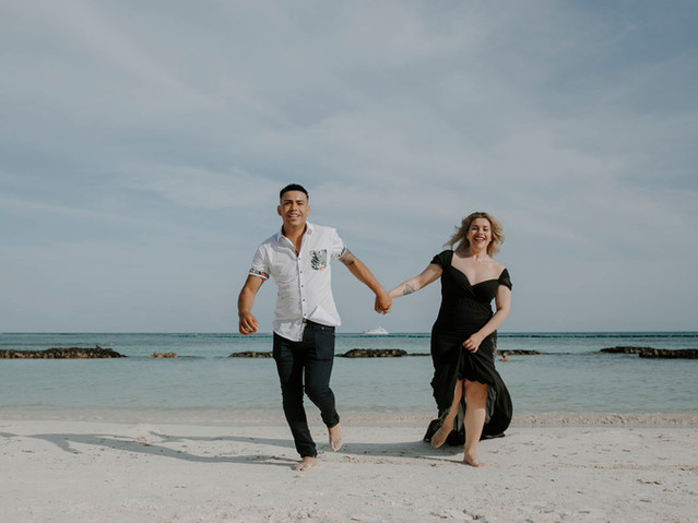 puerto aventuras couples photographer