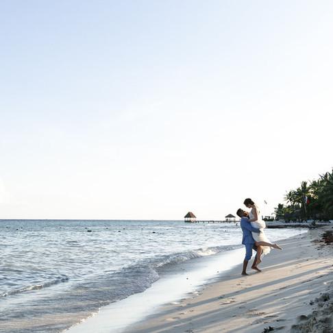 Ocean Riviera Paradise Wedding. Michelle & Romark