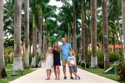 Barcelo Resort Family Photography