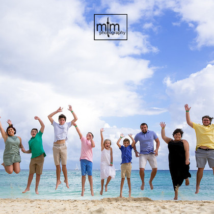 Playa del Carmen Family Photo Session