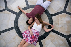 Cancun Engagement photographer