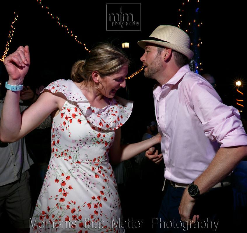 Reception party & dancing