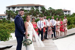 Secrets Playa Mujeres Wedding Photographer