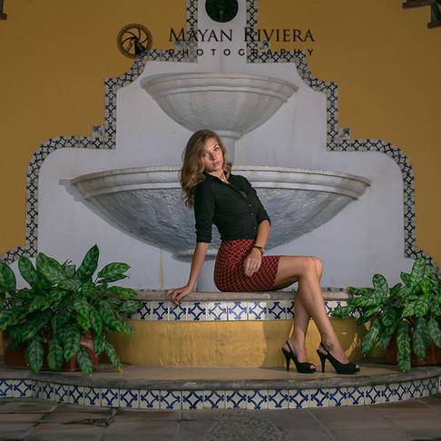 Senior Photography in Playa del Carmen