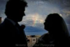 Rainbow at the Royalton Riviera Cancun Sky Deck