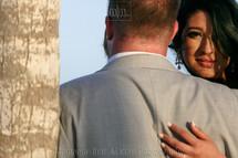 Newlyweds photography Hard Rock Riviera Maya