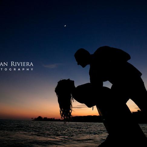 Playa del Carmen Sunset Session